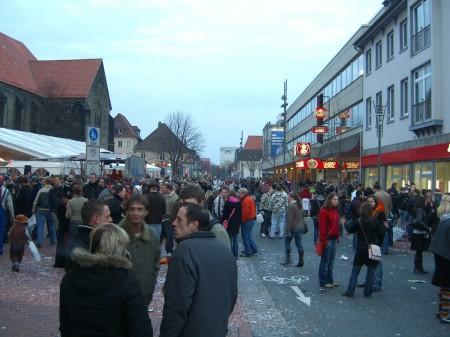 Karneval in Hamm