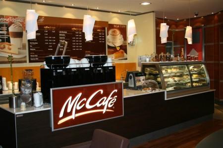 McDonalds Hamm McCafe
