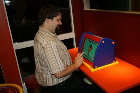 McDonalds Kinder-Computer