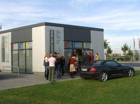 Eröffnung Powerplant Studios