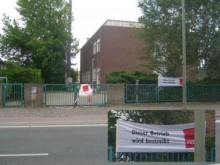 Telekom Streik