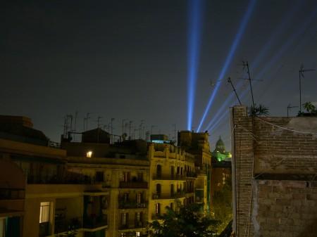 Barcelona - bei Nacht