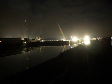Dortmund-Ems-Kanal bei Olfen