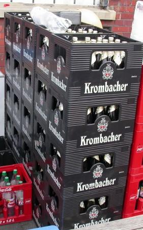 Krombacher-Kisten