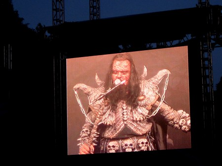 Lordi - Screen
